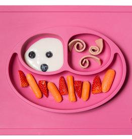 EZPZ Happy mat - Pink