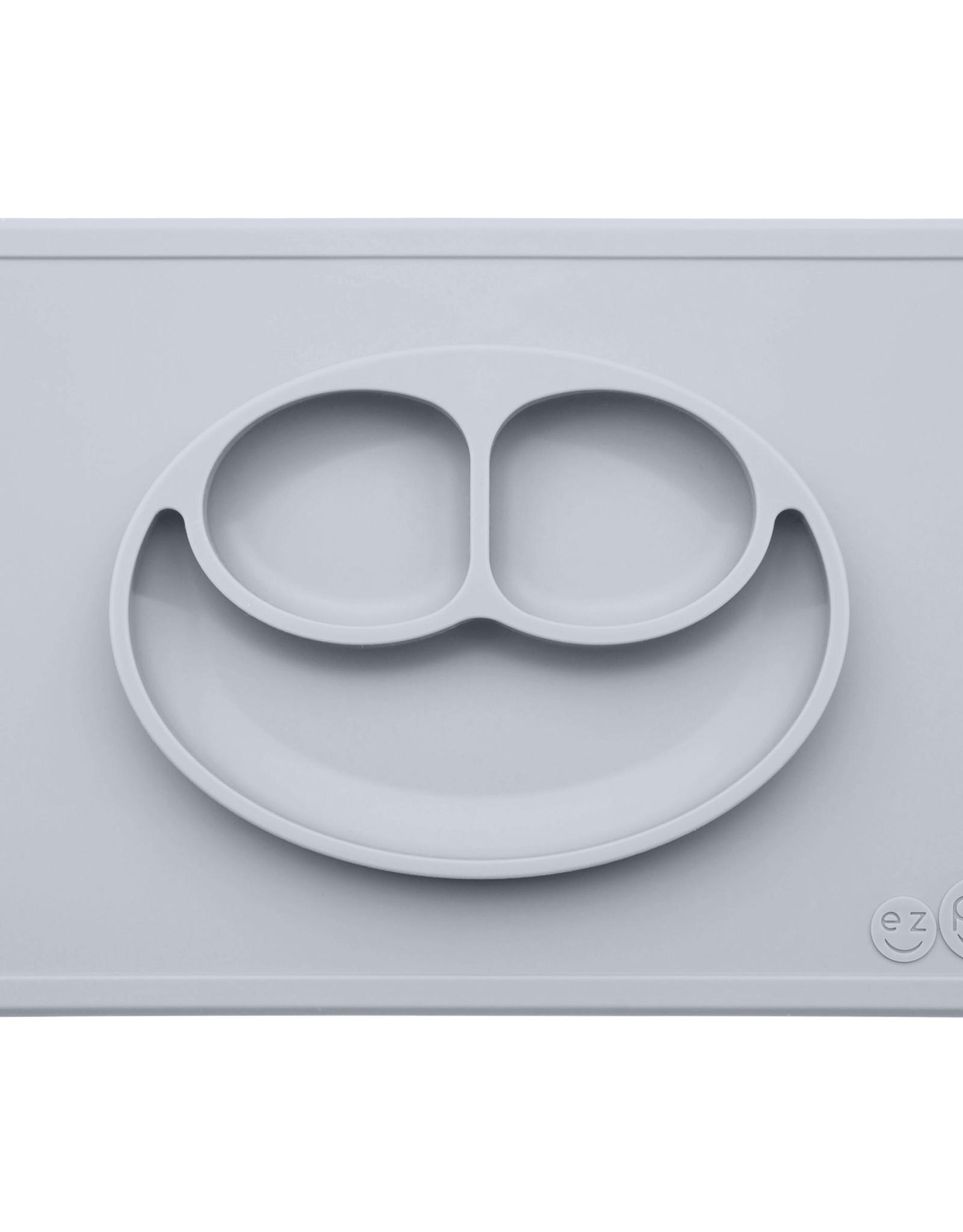 EZPZ Happy mat - Pewter