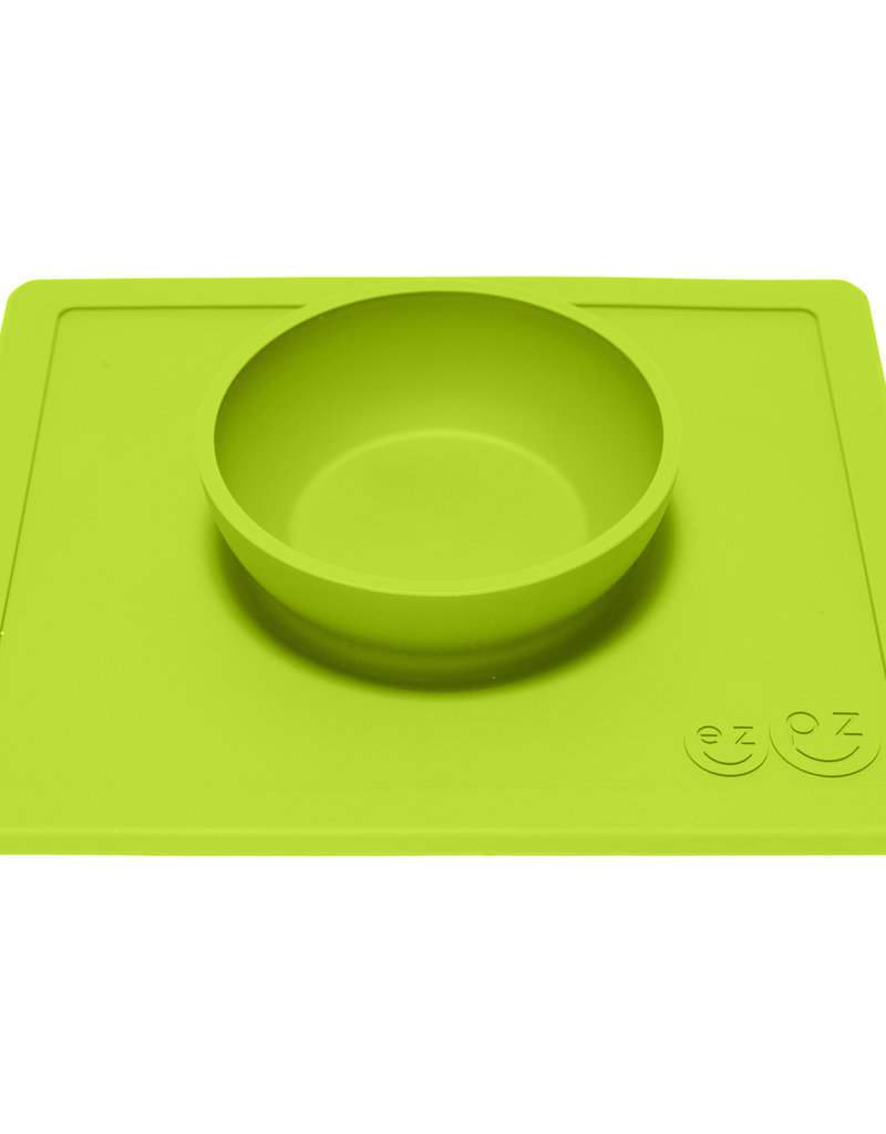 EZPZ Happy bowl - Lime