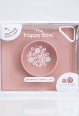 EZPZ Happy bowl - Blush