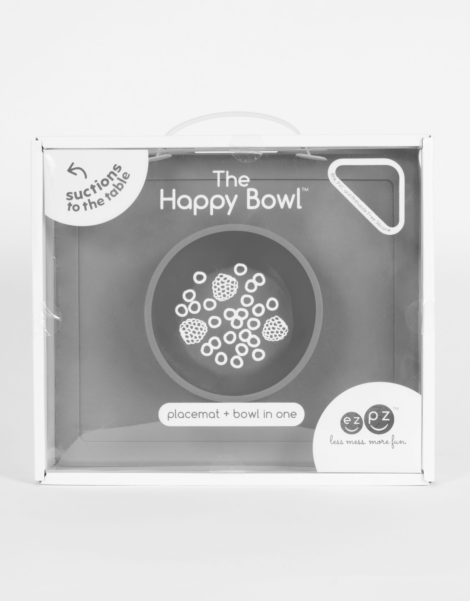 EZPZ Happy bowl - Grey
