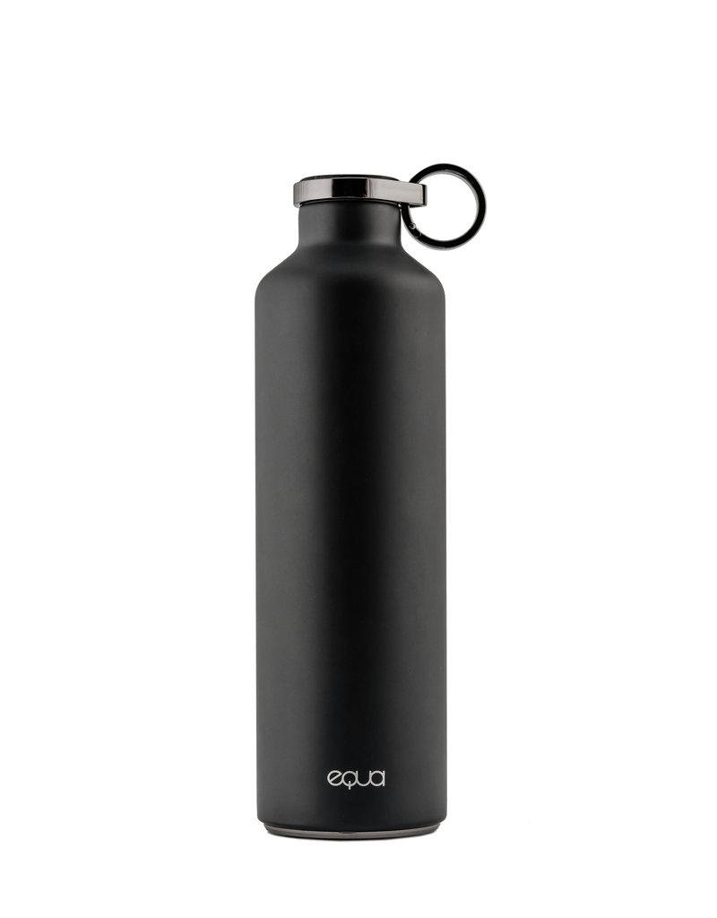 Equa RVS drinkbus - Dark grey 680 ml