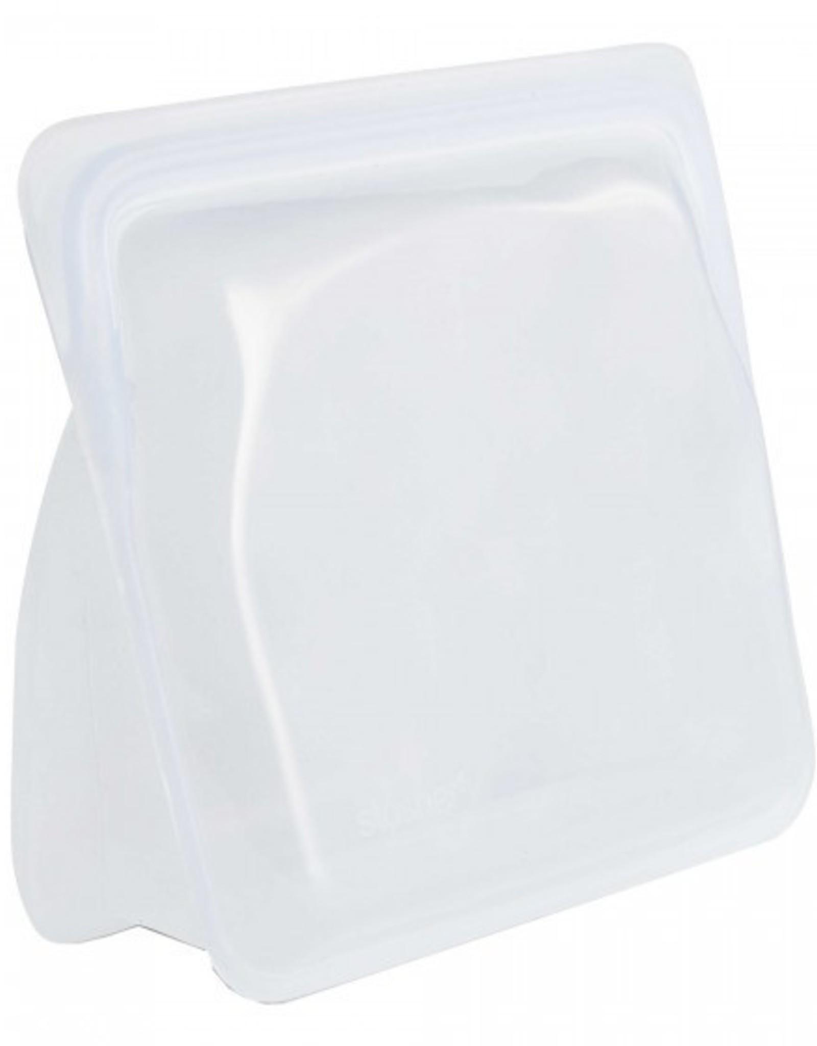 Stasher Bag Stasher stand-up bag - Clear