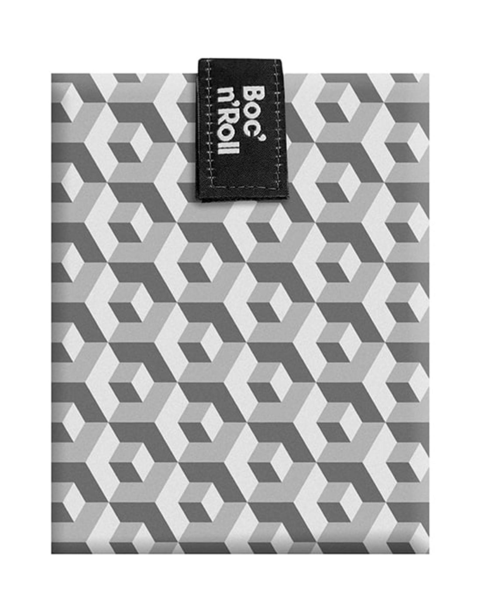 Roll'Eat Boc'n'Roll - Tiles black