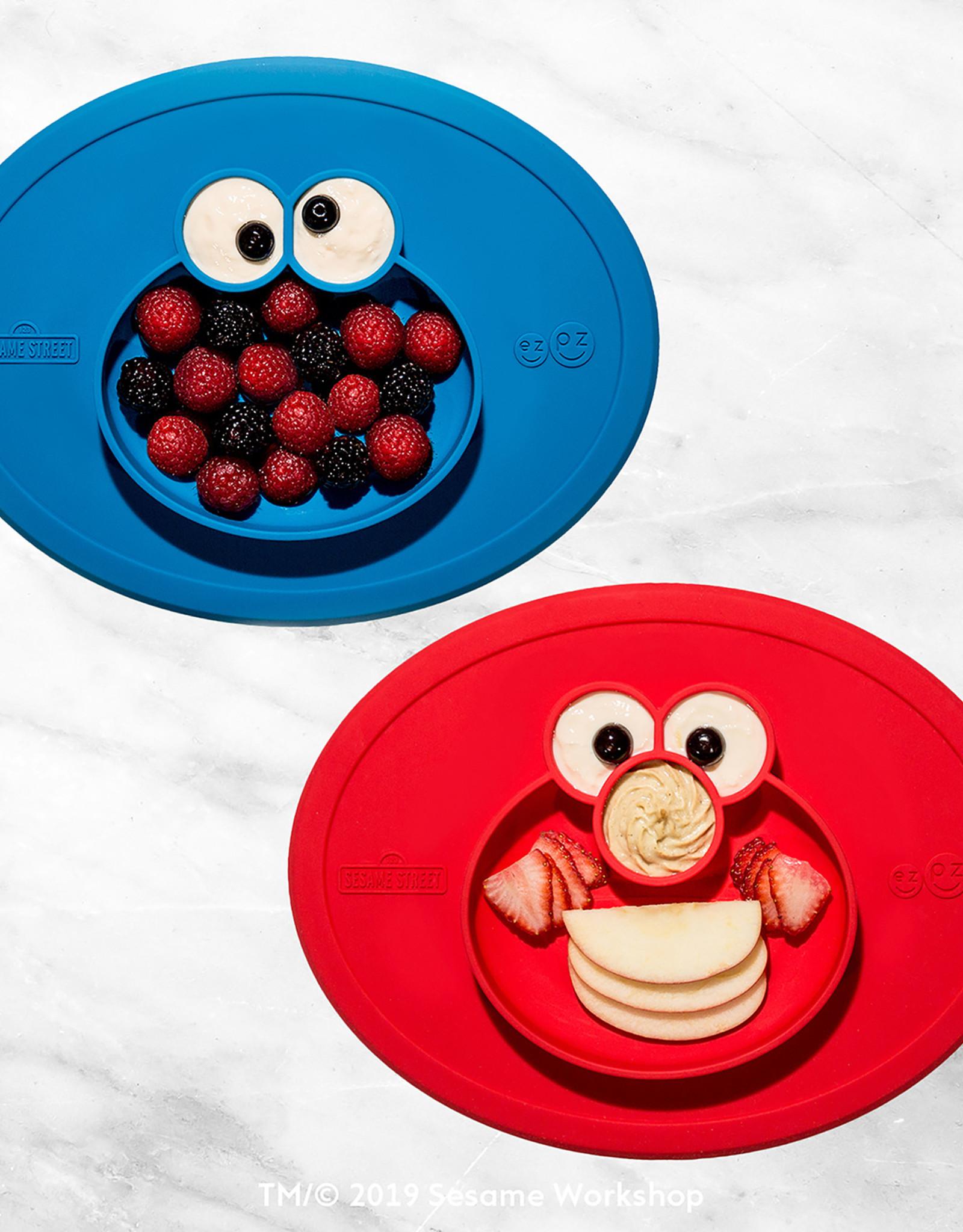 EZPZ Mini mat - Sesamstraat Cookie Monster