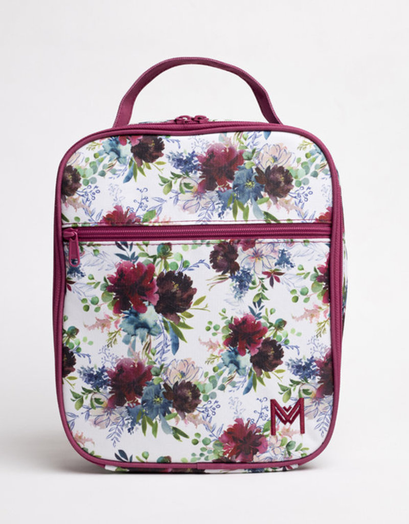 Montii Lunchtas floral (inclusief ice pack)
