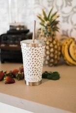 Montii Smoothie cup - White leopard 450 ml