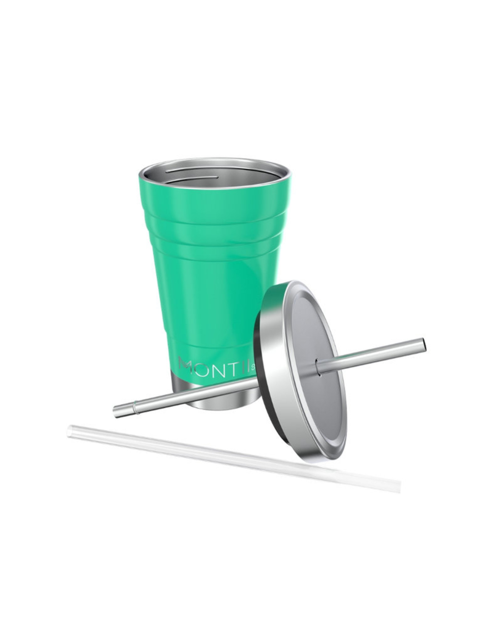 Montii  Mini smoothie cup - Green 275 ml