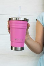 Montii  Mini smoothie cup - Pink 275 ml