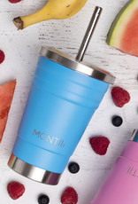 Montii  Mini smoothie cup - Blue 275 ml