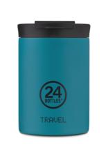 24 bottles Travel tumbler koffiebeker - Atlantic bay 350 ml
