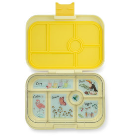 Yumbox Yumbox Original 6-vakken Sunburst yellow