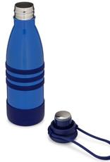Yumbox Aqua thermo fles - Blauw