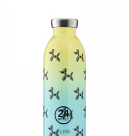 24 bottles Clima bottle - Puffy swing 500 ml