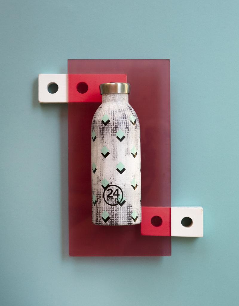 24 bottles Clima bottle - Blocks 500 ml