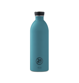24 bottles Urban bottle - Atlantic bay 1000 ml