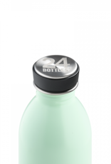 24 bottles Urban bottle - Aqua green 1000 ml