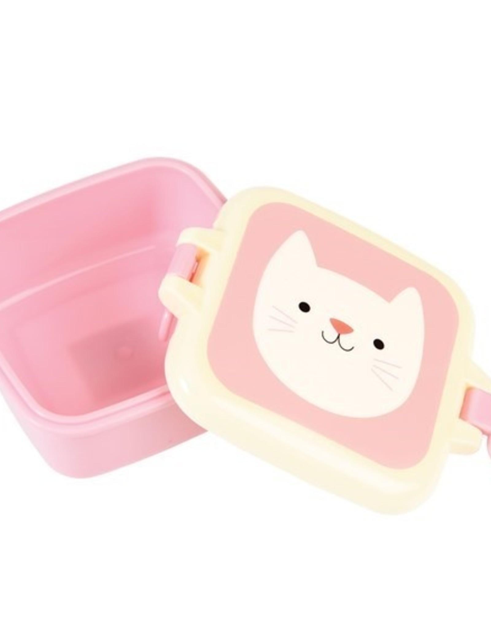 Rex London Mini snackdoosje - Cookie the cat