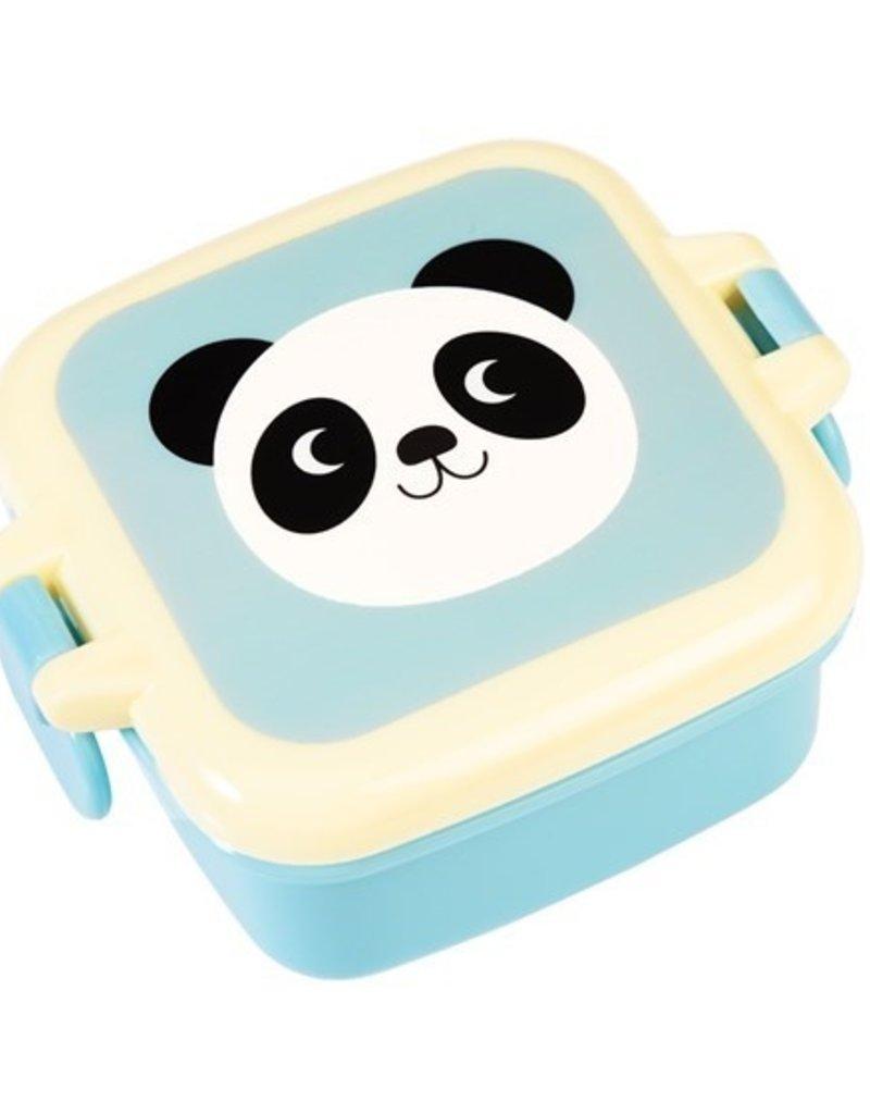 Rex London Mini snackdoosje - Miko the panda