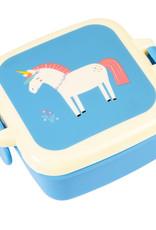 Rex London Mini snackdoosje - Magical unicorn