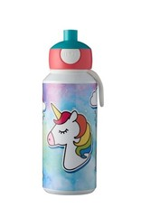 Mepal Drinkfles pop-up Campus 400 ml - Unicorn