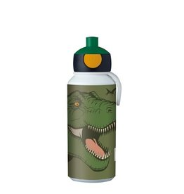 Mepal Drinkfles pop-up Campus 400 ml - Dino