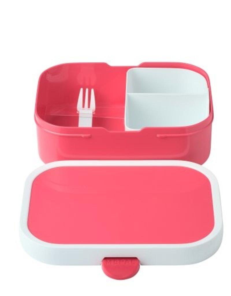 Mepal Lunchbox met vakjes Campus - Pink