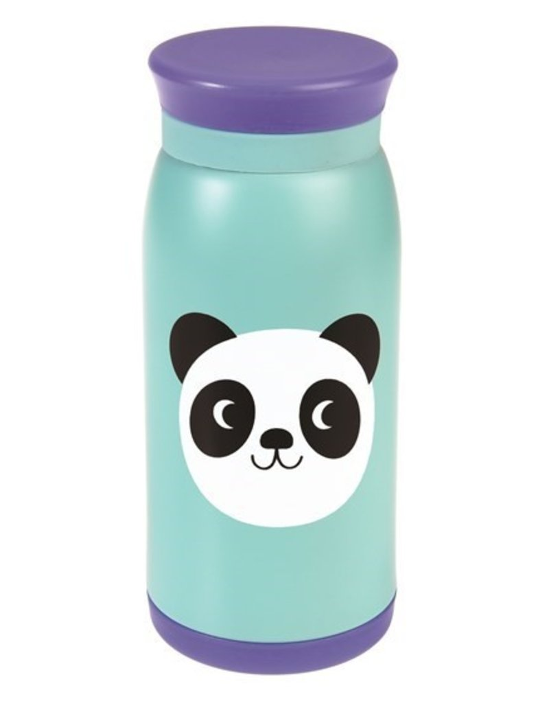 Rex London RVS drinkfles - Miko the panda 350 ml