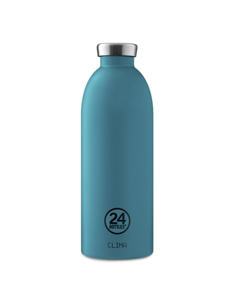 24 bottles Clima bottle - Atlantic bay 850 ml