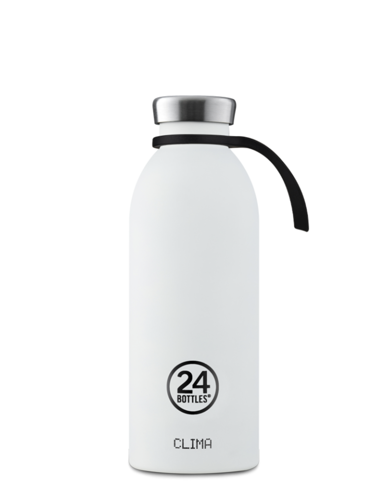 24 bottles Bottle tie - Black