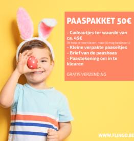 FLINGO Paaspakket 50€