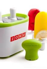 Zoku Quick pop maker - Duo blauw