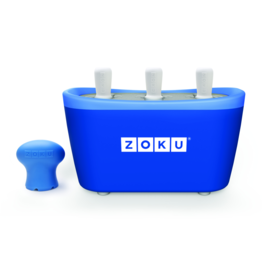 Zoku Quick pop maker - Trio blauw