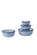 Mepal   Set multikommen cirqula 4-delig - nordic blue