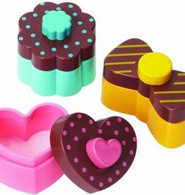 Torune Boterhamuitstekers/stempels - 'Sweets'