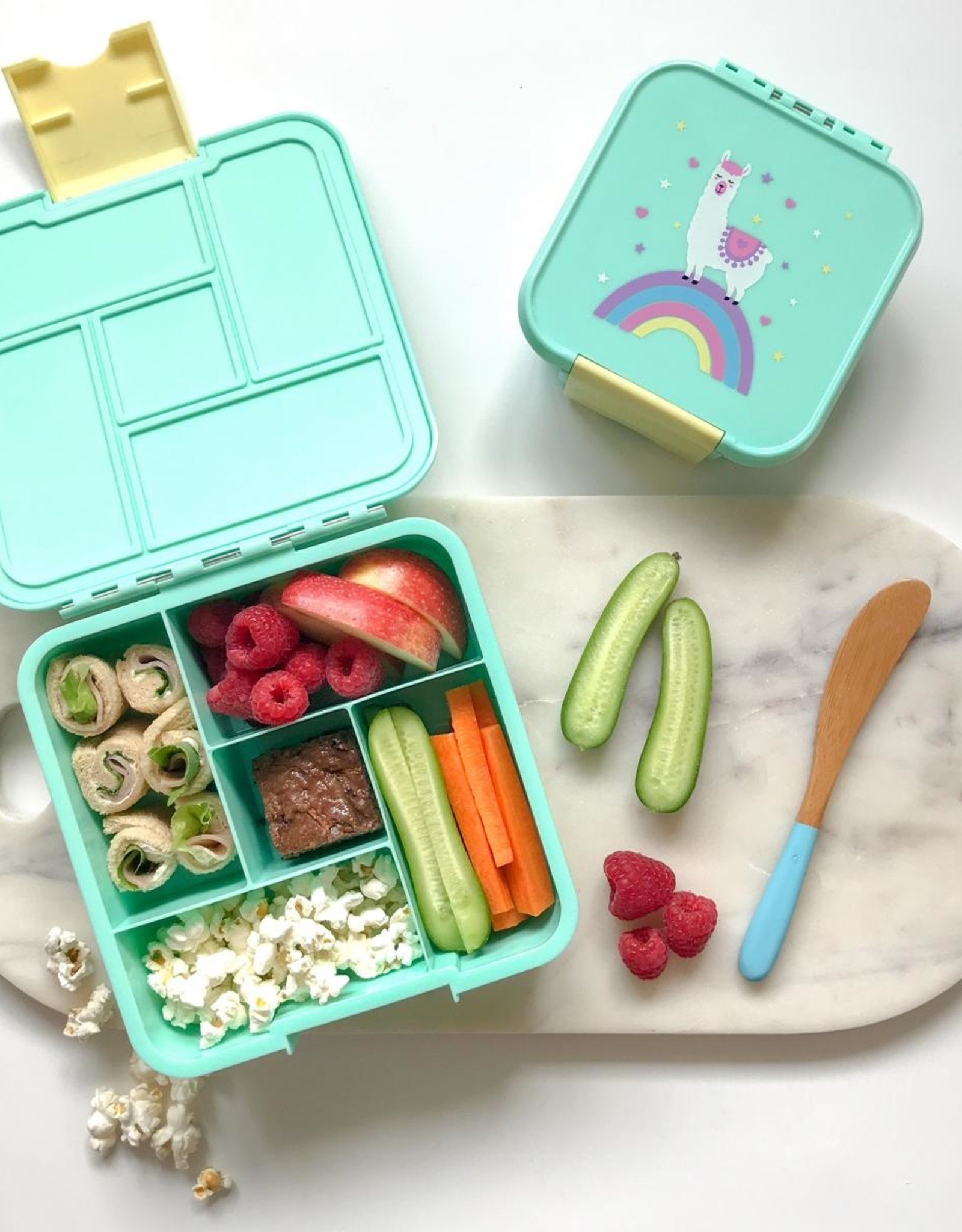 Little Lunch Box Co Bento two - Lama