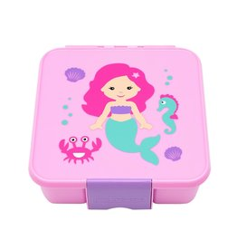 Little Lunch Box Co Bento three - Mermaid