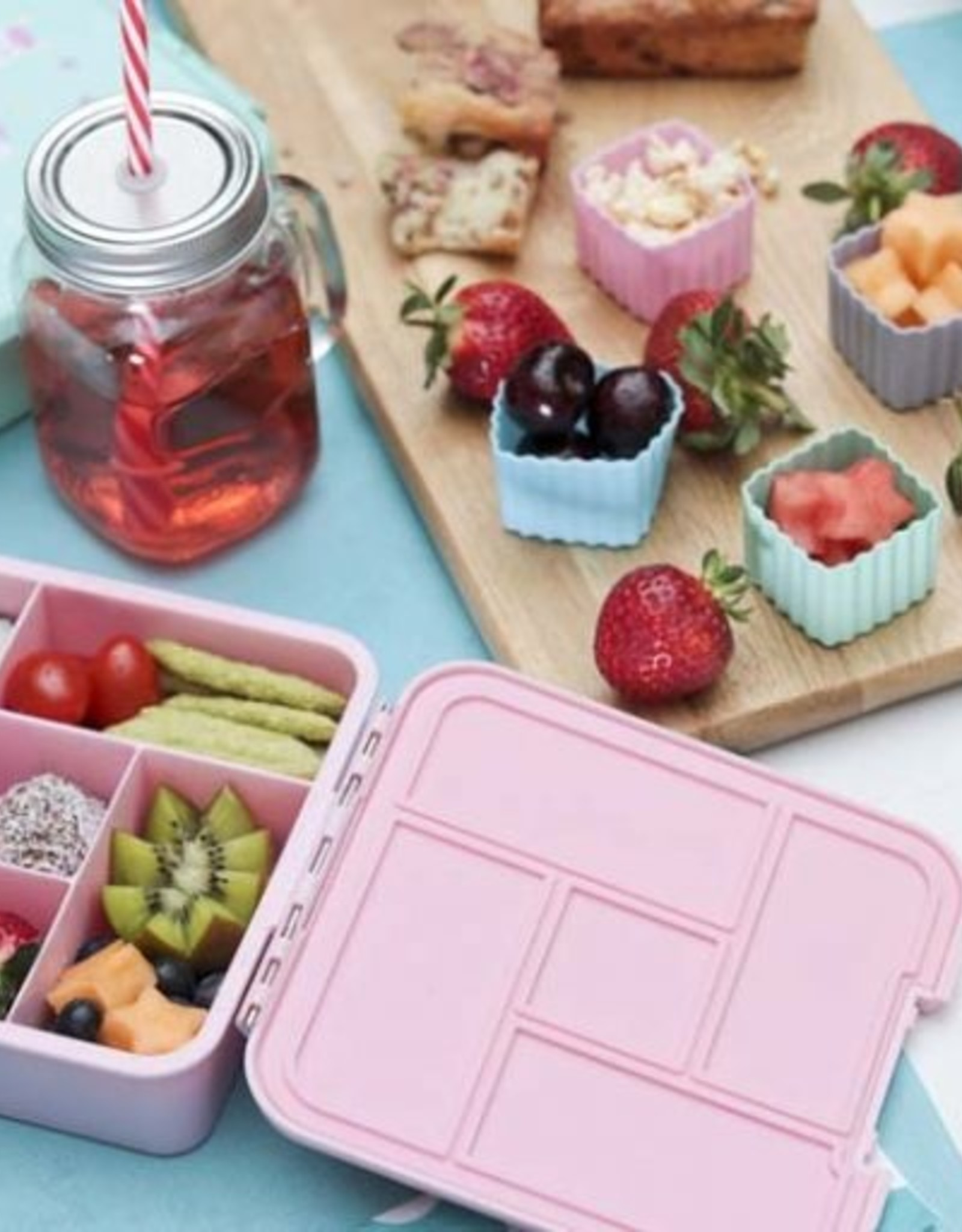 Little Lunch Box Co Bento five - Kitty
