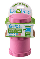 Re-Play Snack Stack - Pink