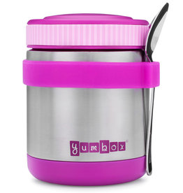 Yumbox Zuppa thermosbeker - Bijoux purple met lepel