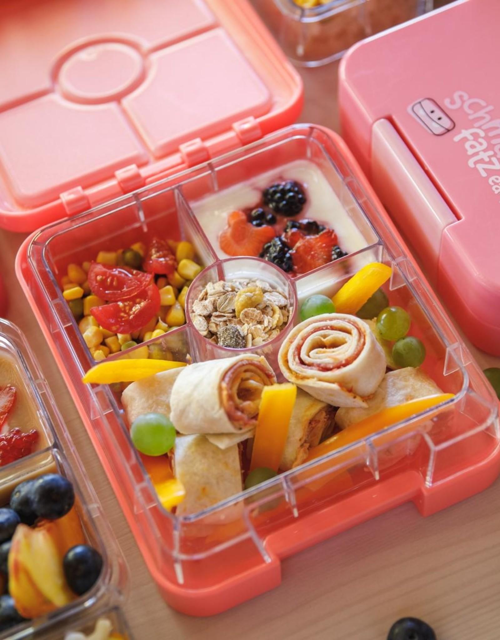 Schmatzfatz Schmatzfatz Easy Snackbox - Roze