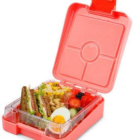 Schmatzfatz Schmatzfatz Easy Snackbox - Koraal