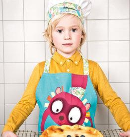 Lilliputiens Keukenschort en koksmuts - Georges