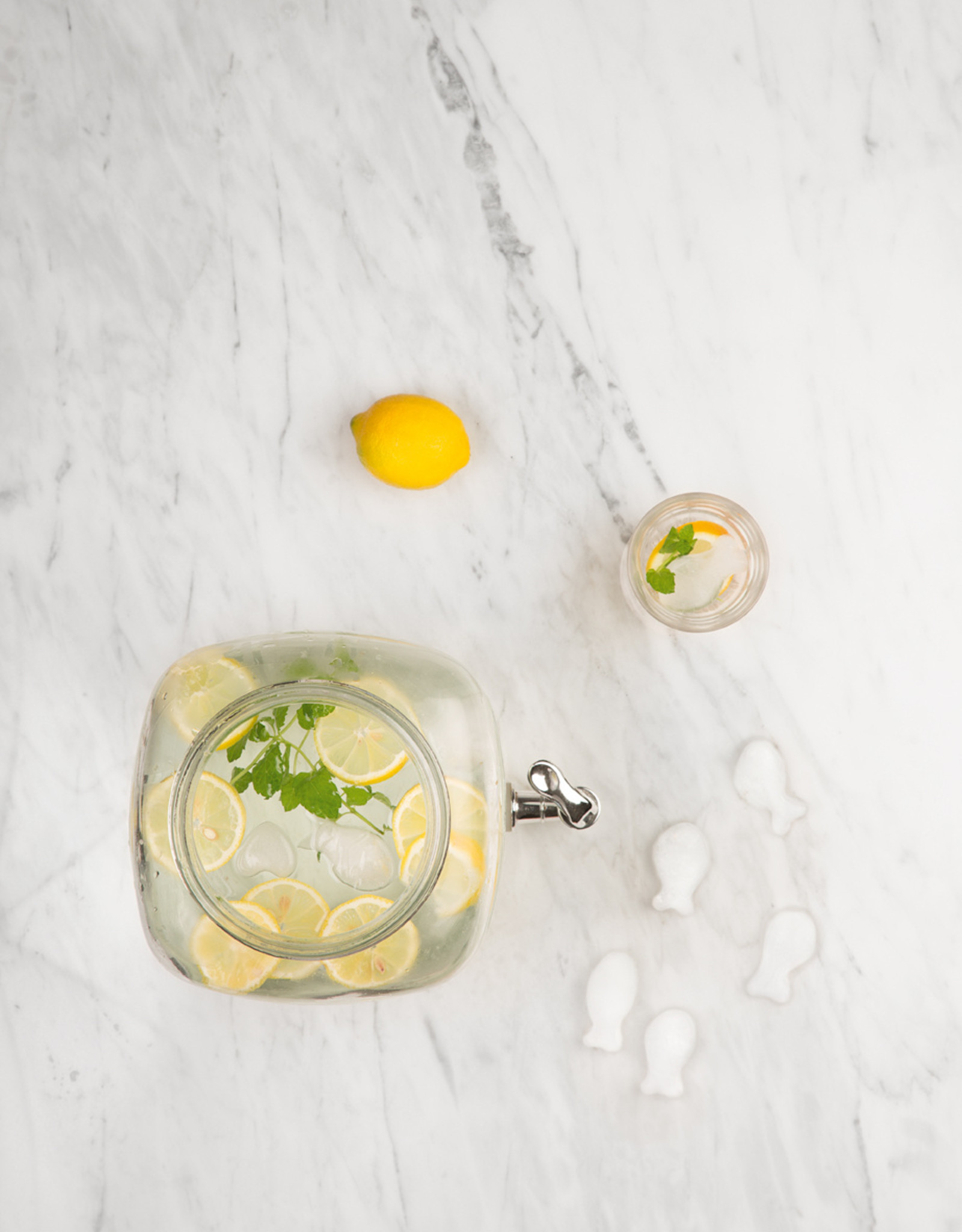 Lilliputiens Bak - en ijsblokjesvorm - César