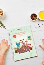 Lilliputiens Receptenboek - Mijn eerste aperitiefhapjes