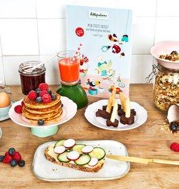 Lilliputiens Receptenboek - Mijn eerste ontbijt