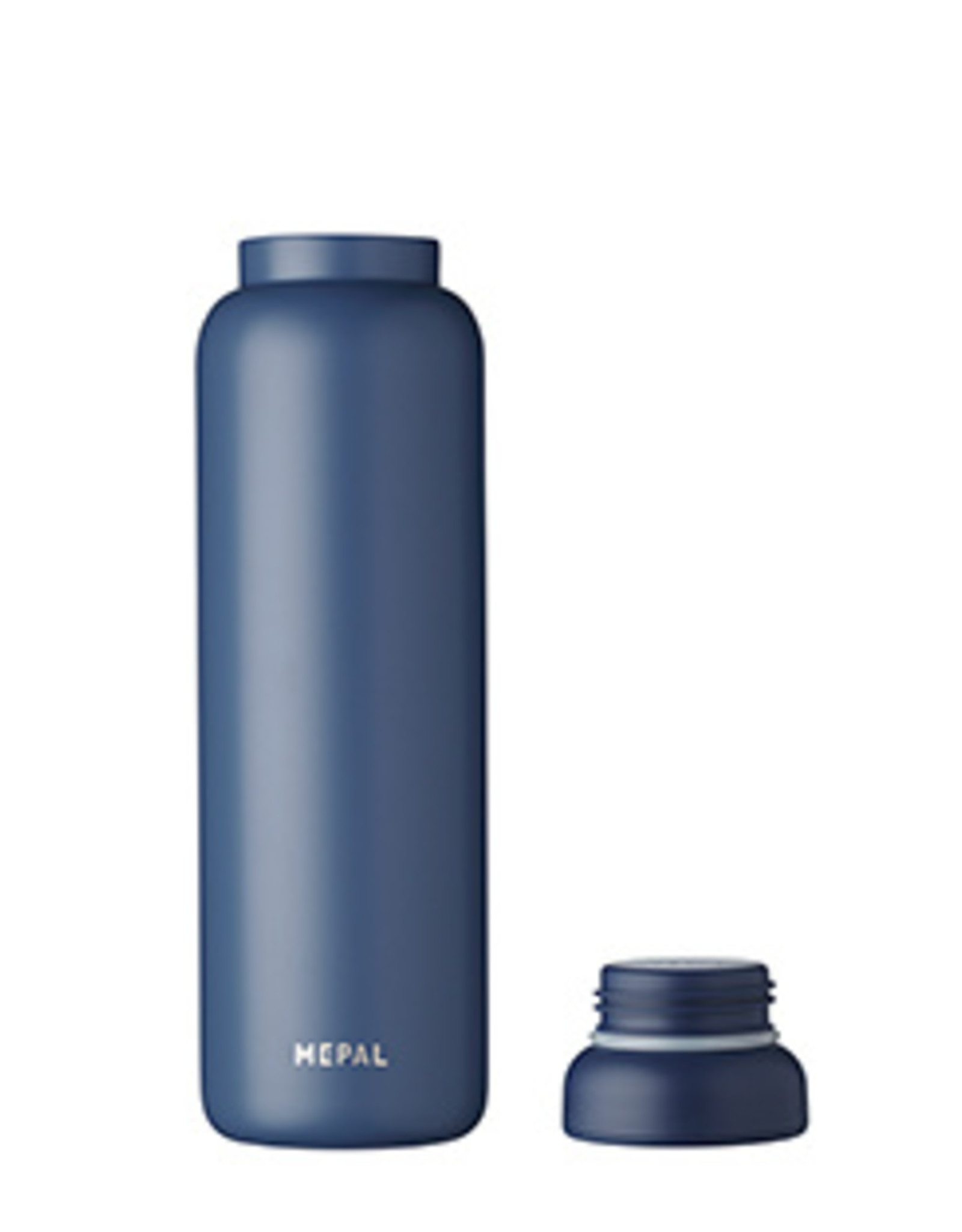 Mepal Isoleerfles ellipse 900 ml - Nordic denim