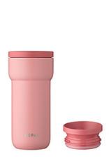 Mepal Isoleerbeker ellipse 375 ml - Nordic pink