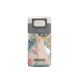 Kambukka Koffiebeker Etna Paradise flower - 300 ml