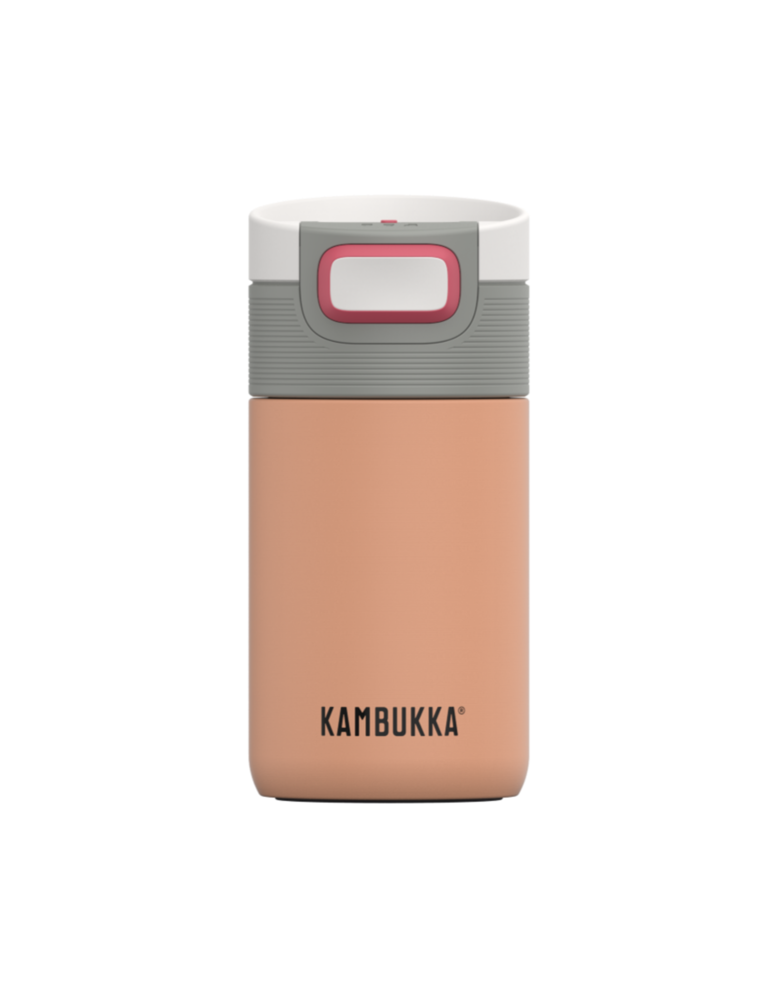 Kambukka Koffiebeker Etna Cantaloupe - 300 ml